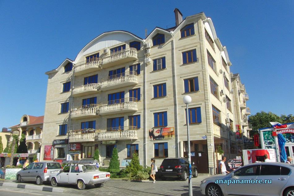 Мини-гостиница «Камея» - курорт Анапа, 29.08.2014