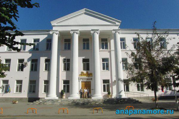 Санаторий «ДиЛуч» в Анапе, 9.07.2012