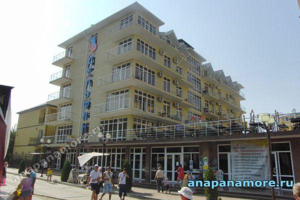 Гостевой дом «Дельфин» - курорт Витязево