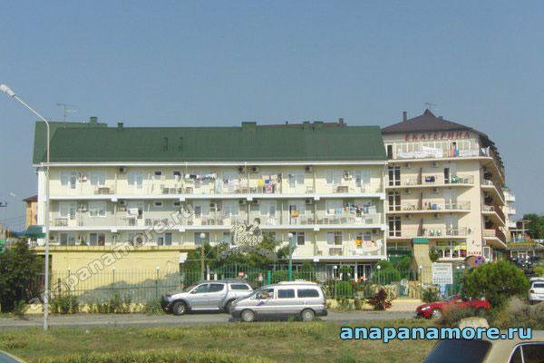Гостевой дом «Ретро» — курорт Витязево