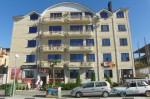 Многоэтажный дом, гостиница и торговый центр на Горького в Анапе