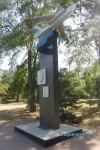 Памятник Корытину Андрею Сергеевичу в Анапе