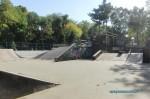 Скейт-парк в Анапе