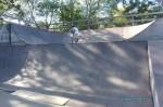 Скейт-парк в центре Анапы