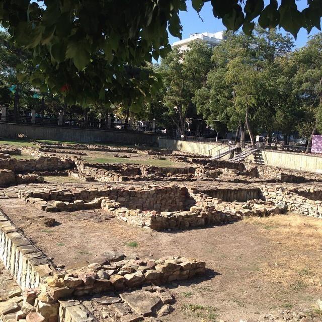 Музей под открытым небом Горгиппия в Анапе