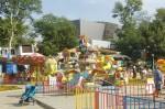 Парк аттракционов в Анапе: детские карусели